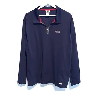 The North Face blue jacket Men